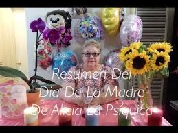 alicia psquica resumen del dia de la madre de alicia la psiquica youtube