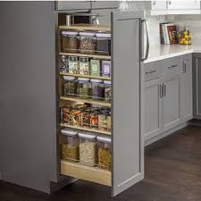 kitchen pantry cabinet with pull out shelves pantry pullout shelves and baskets view and reach items in the