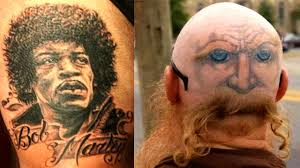 12 epic tattoo fails that will convince you to think before you