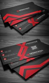 Business Card Logos And Designs 25 Professional Business Cards Template Designs Design Graphic