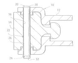 patent us20090308830 knuckle pin for railway vehicle coupler