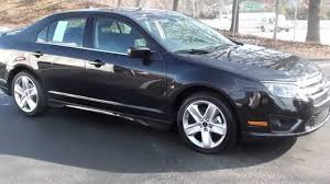 awd ford fusion for sale 2012 ford fusion sport awd stk 20541 lcford