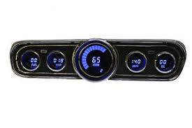 mustang digital dash ford mustang digital dash panel for 1965 1966 gauges by