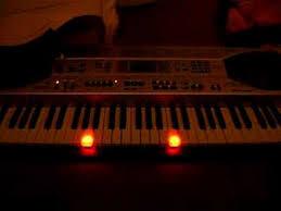 piano keyboard with light up keys piano tutorial fur elise light up keys youtube