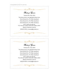 wedding registry cards free printable invitations of registry cards heart