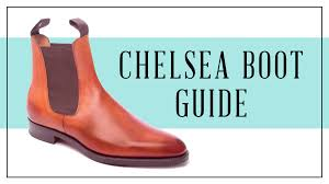 chelsea boots guide the classic men u0027s boot explained youtube