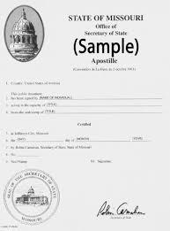 secretary of state apostille cover letter