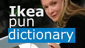 ikea puns man irritates girlfriend with ikea puns in viral video