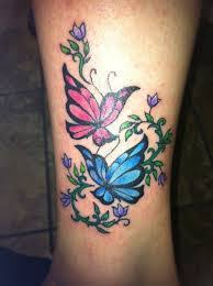 turtle and butterfly search tattoos