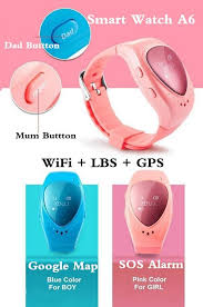 child bracelet tracker images High quality smart watch a6 gps tracker watch for kids child jpg