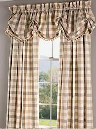 Bathroom Window Valance Ideas Colors Best 10 Plaid Curtains Ideas On Pinterest Gingham Curtains
