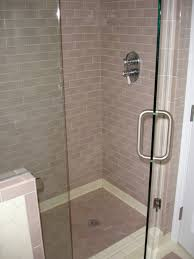 heavy glass shower doors bathrooms fusion home improvement