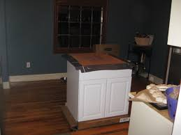 diy kitchen island tutorial from pre made cabinets learning to