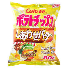 chips candy where to buy buy online calbee honey butter potato chips 24 7 japanese candy