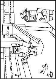 roblox minecraft enderman coloring