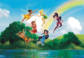 wall mural wallpaper disney tinkerbell and friends fairies fairy wall mural wallpaper disney tinkerbell and friends fairies fairy photo 360 cm x 270 cm 3 94 yd x 2 95 yd