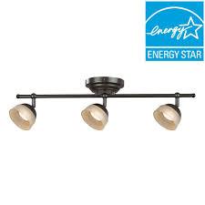 afx inc track lighting lighting u0026 ceiling fans the home depot