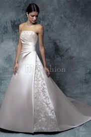 robe de mariã e classique robe de mariée classique distinguee de traîne mi longue avec sans