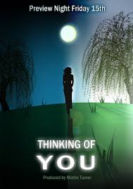 thinking of you animation poster by willow tree designs on