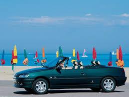 peugeot 306 convertible peugeot 306 cabriolet un collector à sauvegarder d u0027urgence