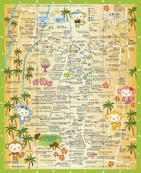 The Best Map Of The World by The Best Ever Map Of Ubud Taking On The World