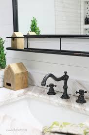 Modern Farmhouse Bathroom Farmhouse Bathroom Remodel Sources Lolly