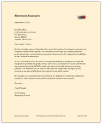 Formal Business Letter Format Sample by Business Communication For Success Canadian Edition Flatworld