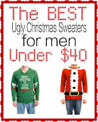 the best women u0027s ugly sweaters for christmas our thrifty ideas