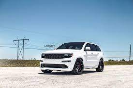 jeep srt modified white jeep srt8 velgen wheels vmb5 jeep garage jeep forum