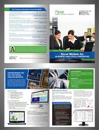 Brochures And Business Cards Freelance Institute Of Business Analytics I3bar Course Brochure By