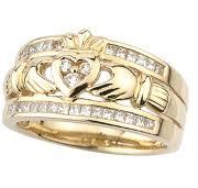celtic wedding sets wedding rings for him wedding bands