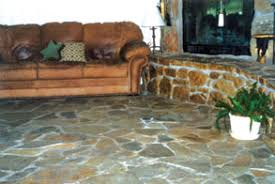 install a rock floor inside your home how to