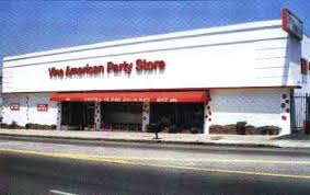 party rental stores home