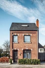 belgian renovation exterior facade renovations pinterest