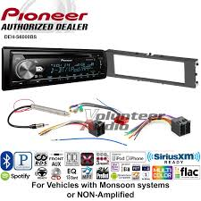 pioneer deh car stereo installation wiring harness color code 1900