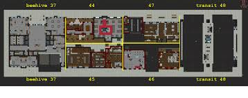 Clothing Boutique Floor Plans by Spoilers Urban Development