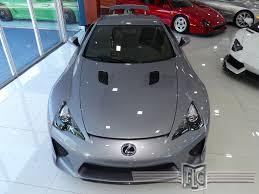 lexus lfa motor for sale this florida dealership is selling two lexus lfas