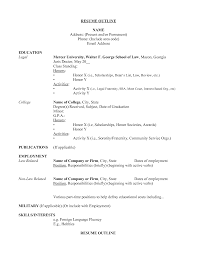 How To List Community Service On A Resume Appealing How To Present A Resume 15 Cv Example Free Examples