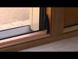 Patio Door Weather Stripping Sliding Patio Doors Sliding Patio Door Weatherstripping Sliding