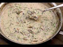 vegan mushroom gravy recipe best creamy mushroom sauce recipe vegan youtube