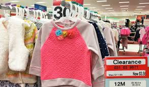 clearance baby u0026 toddler clothing up to 70 off at target the