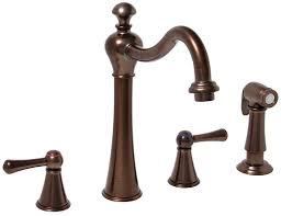 lead free kitchen faucets lead free two handle kitchen faucet with matching side spray