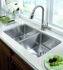 Stainless Steel Undermount Kitchen Sink Double Bowl Home Design