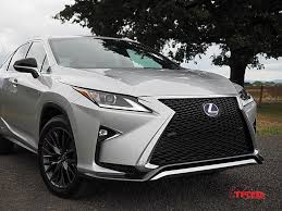 lexus rx 350 luxury package 2016 lexus rx 350 and 450h review sharpened up technologically