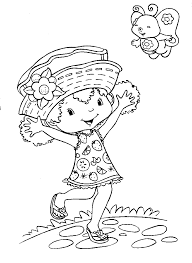 strawberry shortcake coloring pages to print strawberry shortcake coloring pages coloring pages