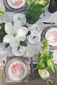 Table Settings Ideas Summer Table Settings Party Centerpieces For Tables