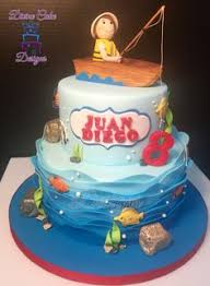 fishing cake ideas u0026 inspirations fishing boats birthday cakes