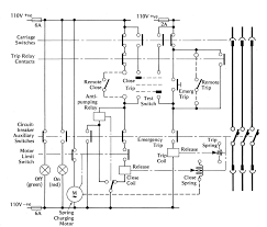 circuit breaker shunt trip wiring diagram throughout siemens new