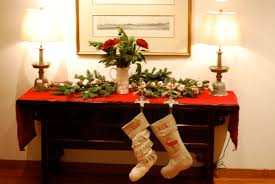 home decoration ideas for christmas decorating silver metal christmas stocking holders for mantle for