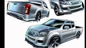 isuzu dmax 2006 the making of all new isuzu d max body kit by parto youtube